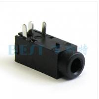 耳机插座工作状态说明及焊接细节