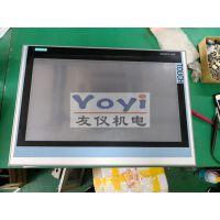 西门子TP1900触摸屏6AV2124-0UC02-0AX0维修白屏维修