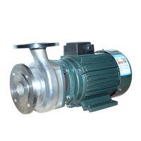广州市全一 80FB-32FB型不锈钢增压泵 防爆化工水泵 山梨醇可用