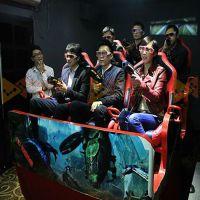 徐州拓普互动直销大型5D/7D影院设备 互动影院 VR体验馆加盟