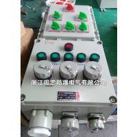 浙江国忠防爆动力检修箱/BXX51-4防爆检修箱生产厂家