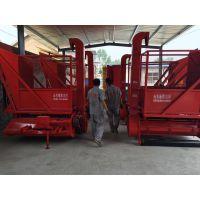 玉米秸秆青饲料回收机 电厂做燃料用秸秆收获机价格