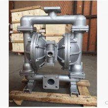 陕西中拓气动隔膜泵BQG100型号、 往复泵 机械及行业设备