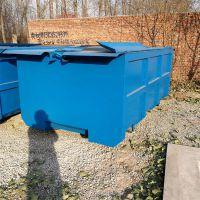 摆臂式垃圾车配套垃圾箱 地埋式垃圾箱生产厂家批发