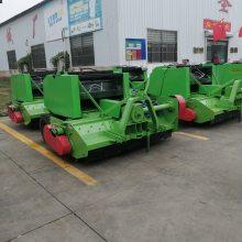 粉碎式秸秆打捆机优惠促销 湖北1300新型玉米秸秆粉碎打捆机