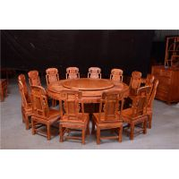 东阳如金红木餐桌供应-红木餐桌批发-古典中式餐桌