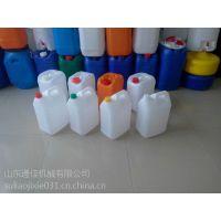 塑料吹塑机 液位线双层吹塑设备 通佳4L润滑油桶生产设备