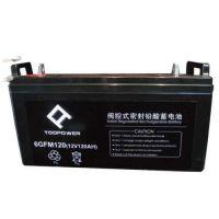 全新原装TOOPOWER天力蓄电池6GFM24铅酸蓄电池12v24ah