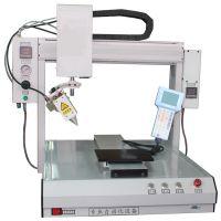 全自动AB点胶机桌面平台式 硅胶三轴自动打胶机 灌胶机