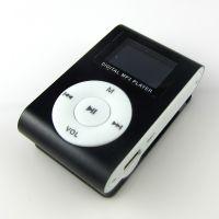 厂家直销 有屏夹子MP3 无屏 插卡mp3 可定做LOGO 礼品MP3