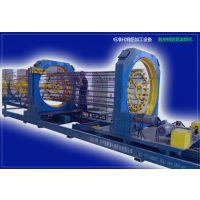 凯瑞德生产全自动数控钢筋笼滚焊机