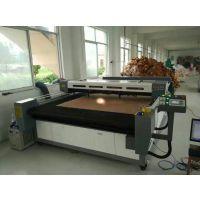 厂家直销 激光切割机 大幅面布料皮革切割 激光裁床 东莞镭能自动化