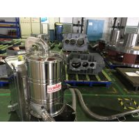 大功率模房铁屑吸尘设备 大型工厂移动式威德尔WX100/75