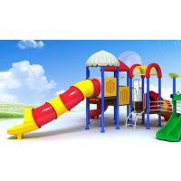 组合游乐塑料玩具滑梯-塑料滑梯厂家-嘉友