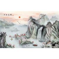 深圳自粘壁画工厂,18025357525汇美广告