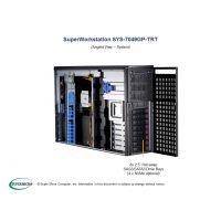 超微SYS-7049GP-TRT GPU工作站深度学习服务器