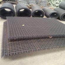 浸塑轧花网图片 轧花网编织网材质 矿筛网焊机