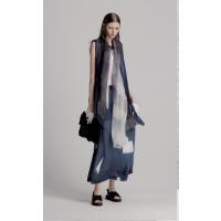 打开夏季旅程品牌折扣女装尾货希色新款棉麻装货源开始订货