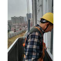 广州高层建筑电动擦窗机维保/擦窗机钢丝绳安装/擦窗机维修