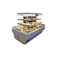 广州安德利三明治保鲜柜 环岛三明治保鲜展示柜 订做保鲜柜 性能稳定
