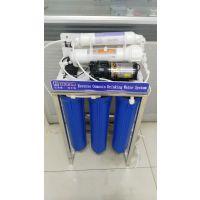 供应贺众牌大容量逆渗透饮水机400加仑纯水机