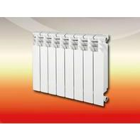 河北专业生产供应高压铸铝散热器暖气片