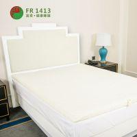 富柔本草安神垫 抑菌助眠的天然乳胶床垫 竹原纤维床垫 厂家直销可定制