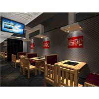 武汉工装设计 中餐厅装修需要的特色