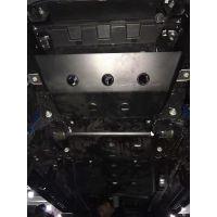 15-17款福特F150底盘护板改装 发动机变速箱波箱护板