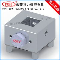 【EROWA电极夹具】S20方槽铝合金电极夹具座|EROWA方型电极夹头生产厂家