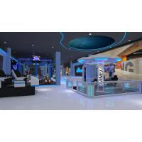 开一个适合全部年龄段消费人群的玖的第九星球VR主题乐园、VR游乐场收益怎么样