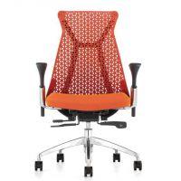 厂家直销出口办公椅 人工体学椅 电脑椅 高档会议椅 老板椅 麻绒职员椅