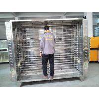 万宏环保公司供应安装工业废气处理净化器设备 UV灯管处理