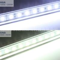 凯迪拉5050硬灯条 60灯 高亮 12v低压 铝槽灌胶防水 厂家直销