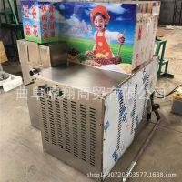 重庆綦江江米棍爆花机 车载便携式杂粮膨化机 蜂蜜玉米粒膨化机