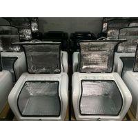 供应江智jz48摩托车后尾箱后货箱配送箱储物箱储运箱外送箱外卖箱保温箱