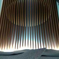 幕墙凹凸造形铝方通制作厂家~德普龙建材