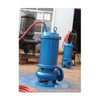 耐用池塘污水泵200QW300-7-11KW哪里有卖潜水排污泵/夜下排污泵