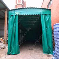 奉贤区雨棚厂家推拉活动蓬房定做_布 户外大型雨棚帐篷制作