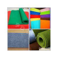 工业彩色毛毡布 背胶墙面毛毡 羊毛毡子背景桌布包包用毡12345mm