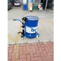 油桶搬运车 手动液压油桶车 圆桶搬运车 铁桶运输车