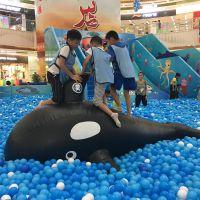 百万海洋球池淘气堡儿童游乐园商场亲子百万海洋球大型游乐项目