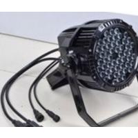 广州三一灯光 供应舞台灯 led54颗3WRGBW防水帕灯 室内外染色帕灯