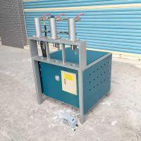 不锈钢防盗网加工冲孔设备生产厂家微型液压打孔机