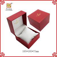 东莞包装工厂 特色高档手表盒定制 时尚新款表盒前沿设计加工