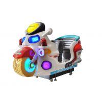 警备摩托2代 儿童乐园室内游乐设备 摇摆互动益智类游戏 广东中山厂家 日东动漫科技