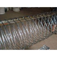 福瑞德-05镀锌刀片刺绳防护网厂家批发联系:15131879580
