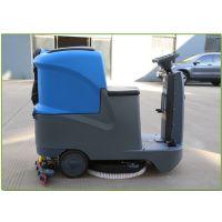 安徽小林驾驶式电动洗地机效率高静音简便车库商场学校专用