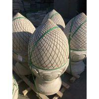 供应石雕风水球喷泉,供应山东黄锈石,白锈石,黄色花岗岩