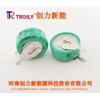 TROILY 定时器用镍氢可充电池40mAh 1.2V